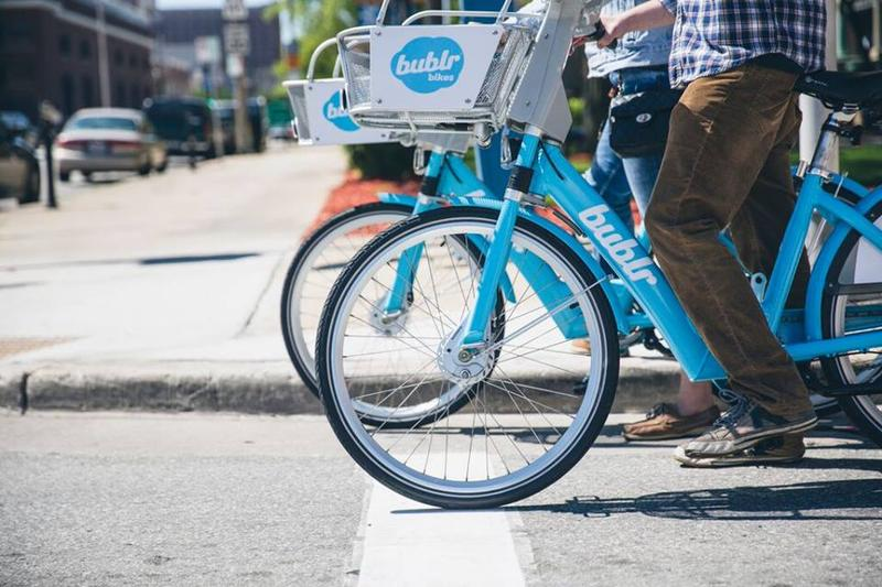 Bublr Bikes plans to grow to 100 locations around the Milwaukee area by 2018.