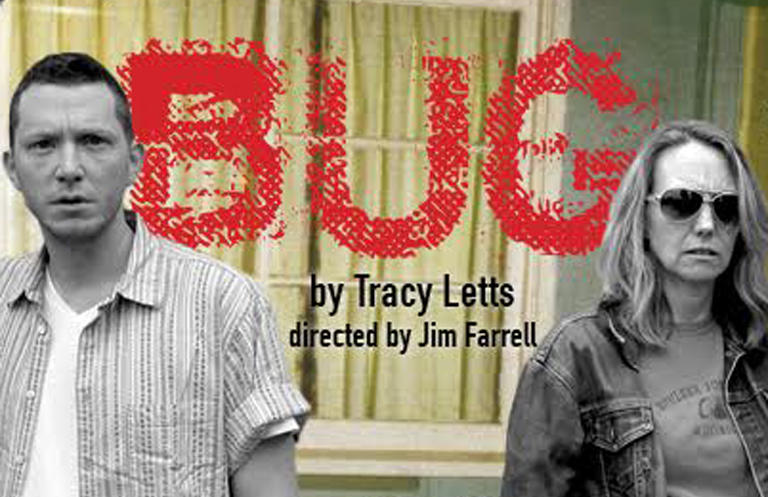"""BUG"" is a love story disguised as a psychological thriller – and fueled by drugs, paranoia and healthy dose of conspiracy theory."