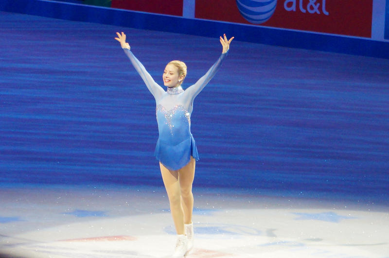 American Olympian Gracie Gold will be one of 60 top skaters competing in Skate America.