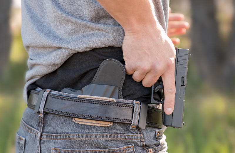 "are concealed weapons good or bad Why carry a gun people carry concealed guns gun owners who carry typically stay away from bad neighborhoods and we ""good guys"" who carry guns do so."