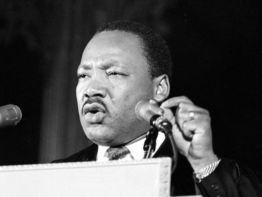 Dr. Martin Luther King, Junior's final Sunday sermon was delivered at the National Cathedral on March 31, 1968.