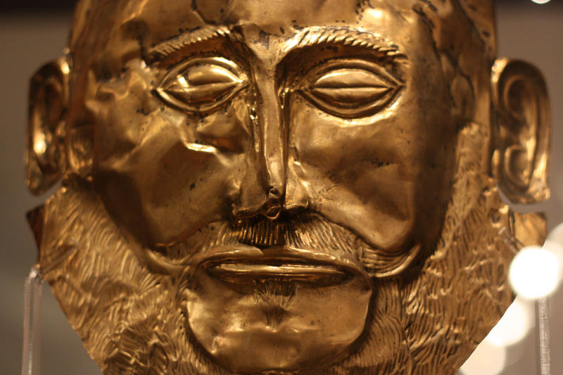 a comparison of leadership in odyssey by homer and agamemnon by aeschylus Nothing too much: self-control from homer to  self-control from homer to aristotle a version  in the agamemnon, aeschylus has the chorus propose that it.