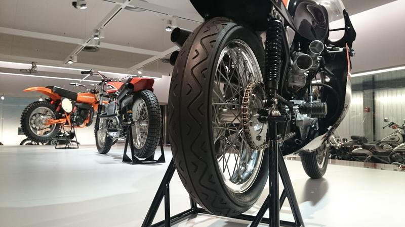 The Design Lab presents both engineering and artistic sides of Harley-Davidson.