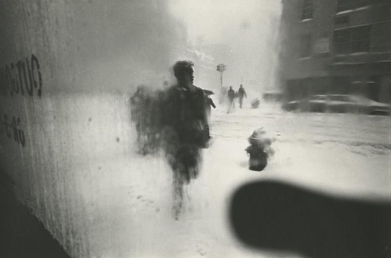 Snow, 1960