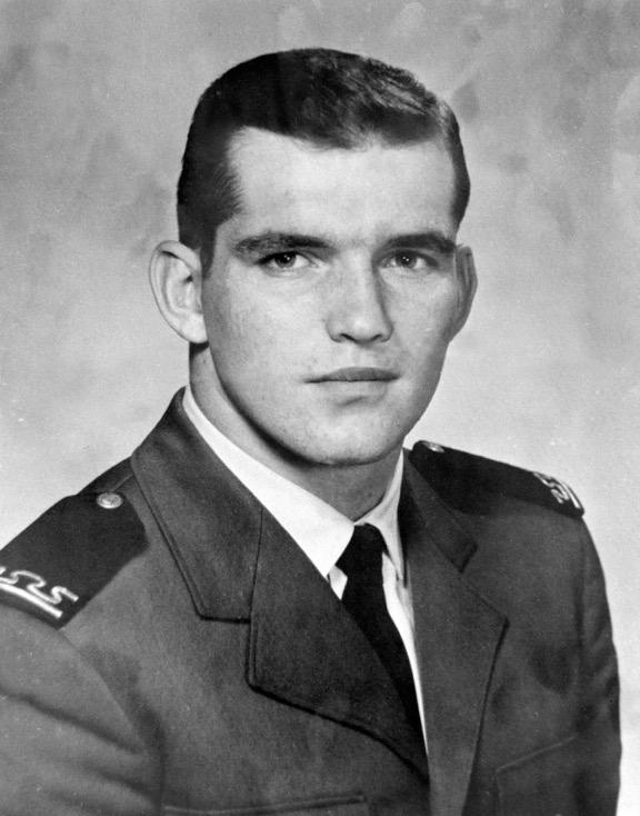 Air Force Captain Lance Sijan