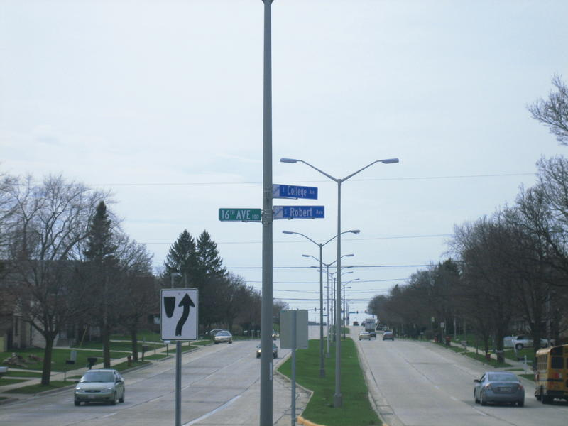 One dividing line between South Milwaukee and Cudahy