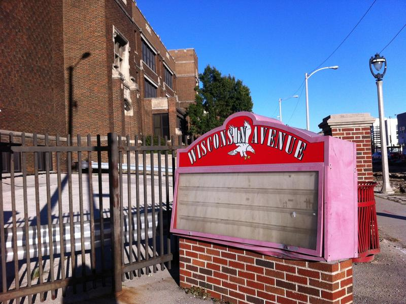 The former Wisconsin Avenue School is one of eleven vacant MPS buildings currently listed for sale by the City of Milwaukee.