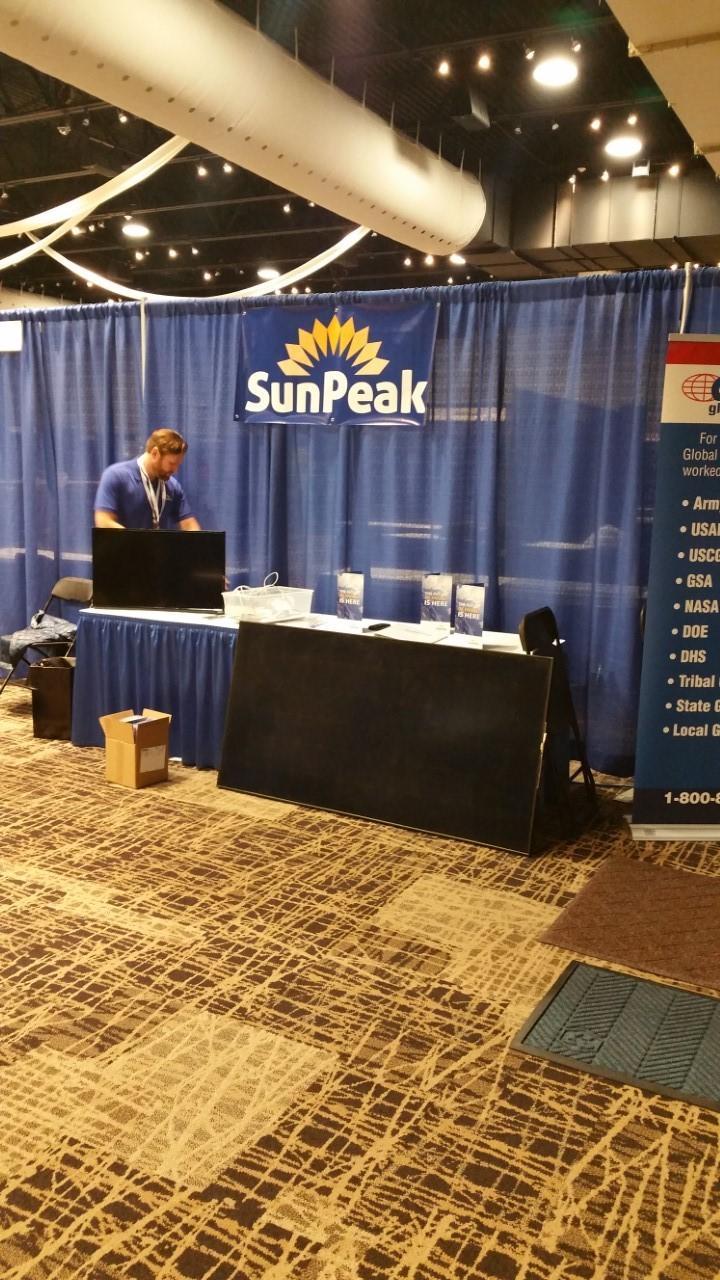 Set up underway for 2016 summit.