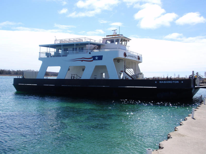 The Washington Island Ferry travels from the tip of the Door County Peninsula to the island and into a different way of living.