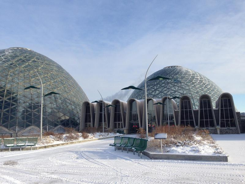 Mitchell Park Conservatory (The Domes).