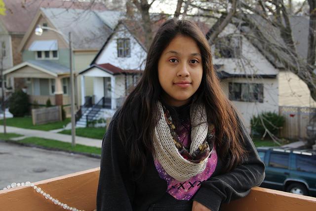 Net at my latina teen — img 10