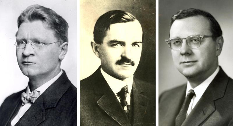 Milwaukee's Socialist mayors: Emil Seidel, Dan Hoan and Frank Zeidler