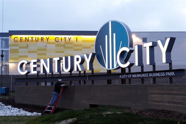 REV Group CEO Tim Sullivan says Century City is one place on Milwaukee's north side where his company would consider creating jobs. Century City is a business park the City of Milwaukee is developing, on former AO Smith/Tower Automotive property