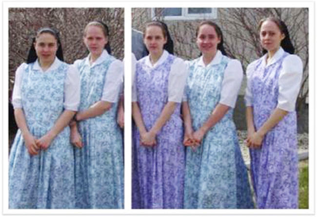 Growing up a Hutterite