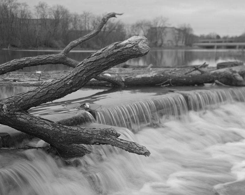 Estabrook Dam - Milwawukee, Wisconsin