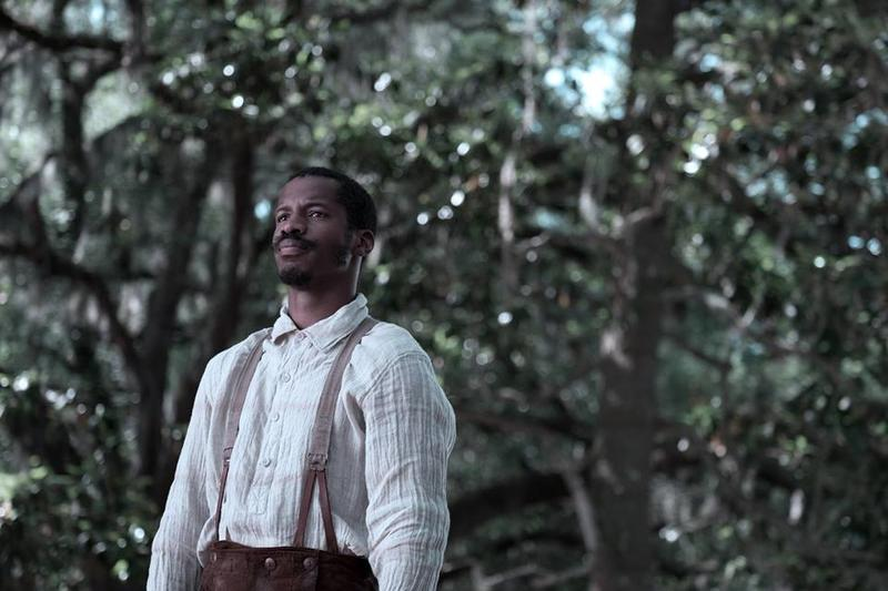 "Nate Parker produced, co-wrote, directed and stars in ""The Birth of a Nation."""