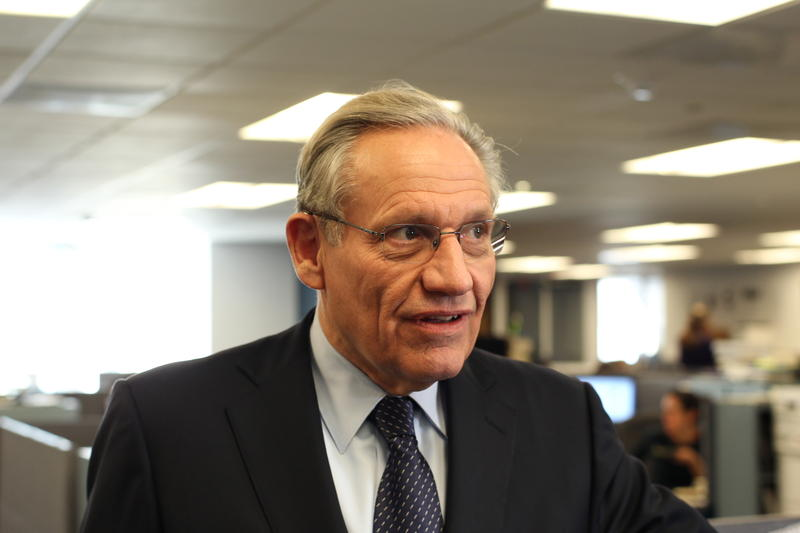 Bob Woodward has worked for the Washington Post since the 1970s, when he was part of a team of journalists who uncovered the Watergate scandal.