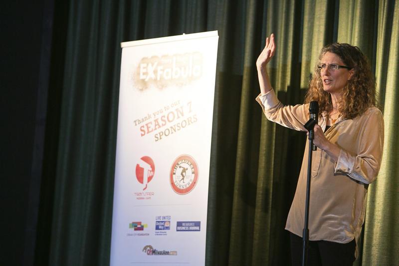 Storyteller Anne Basting.