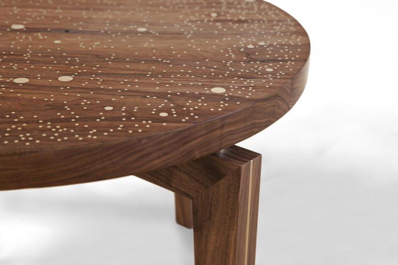 Serenade  Side Table Detail