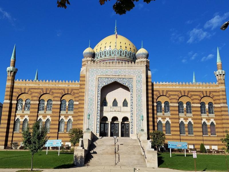 The Tripoli Shrine in Milwaukee