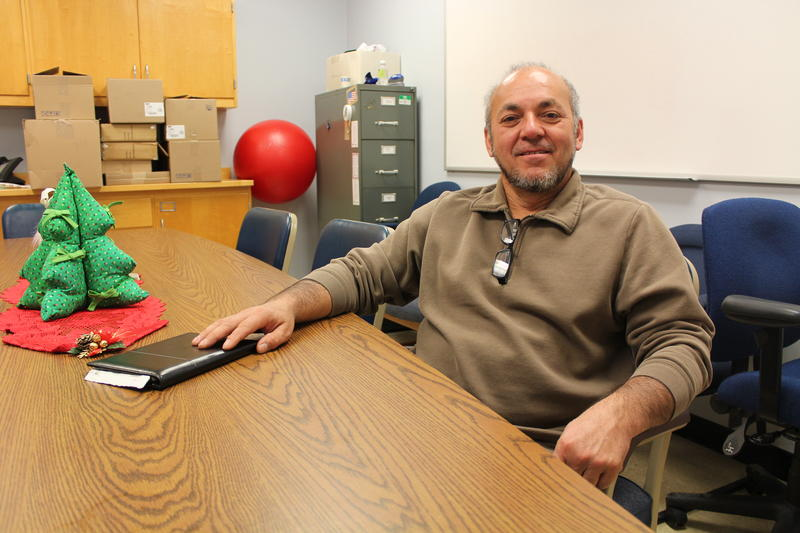 Carmelo Cortes retires from MPS this month, after almost 40 years in the Milwaukee Recreation Department.