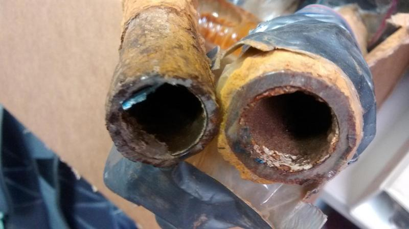 Lead from corroded pipes in Flint, Michigan, is partially to blame for a public health crisis.