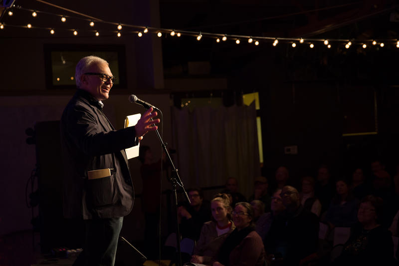Don Gonyea hosting 'A Nation Engaged' conversation in Milwaukee.