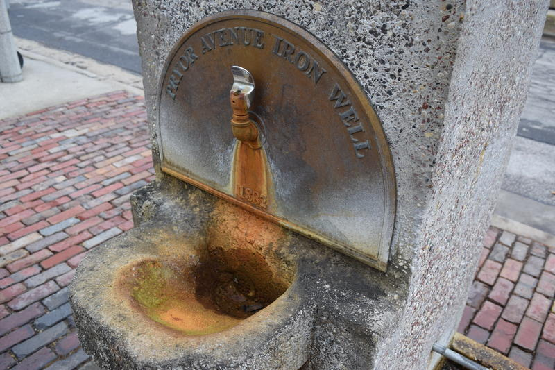 The Pryor Avenue Iron Well is the only well remaining in the entire city of Milwaukee.