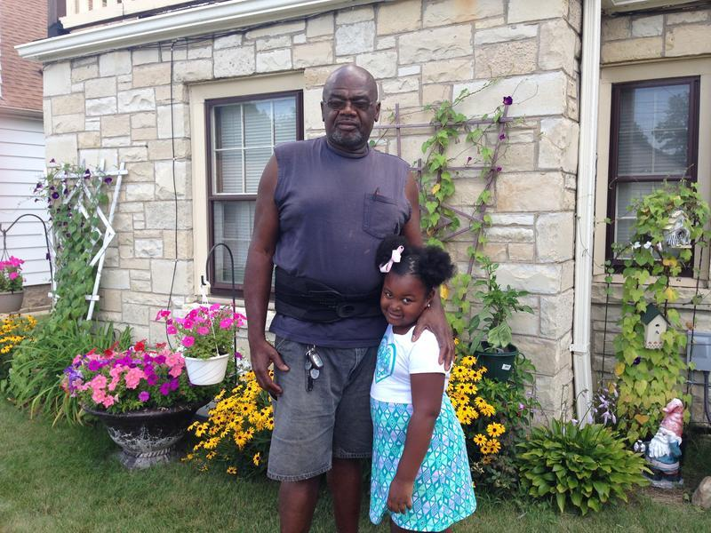 Over the summer, Clifton Pharm took his then five-year-old granddaughter Channel on a walk around Sherman Park to explain the destruction granddaughter