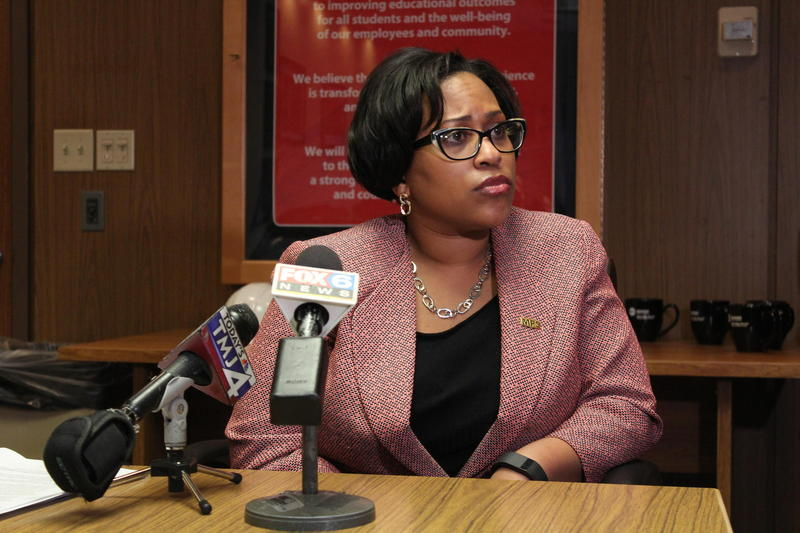 MPS Superintendent Darienne Driver sent a district-wide message Wednesday, reassuring families MPS will not disclose information about students' immigration status to federal officials.
