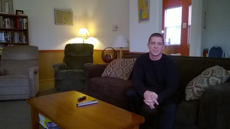 Jason Dobson was addicted to heroin for many years. He's been clean for about half a decade and now works as an addiction specialist.