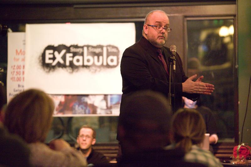 Storyteller Drew Brhel