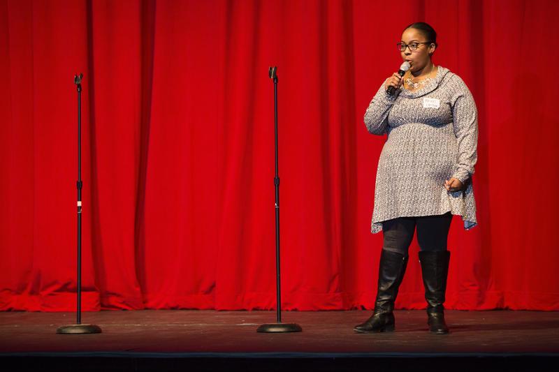 Storyteller Alexis Carter