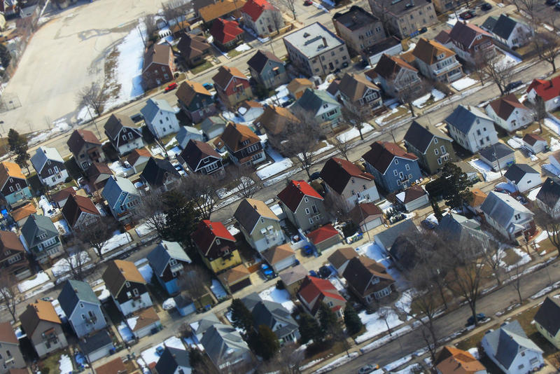 Affluent African-American's in Milwaukee live in neighborhoods with 40 percent poverty.