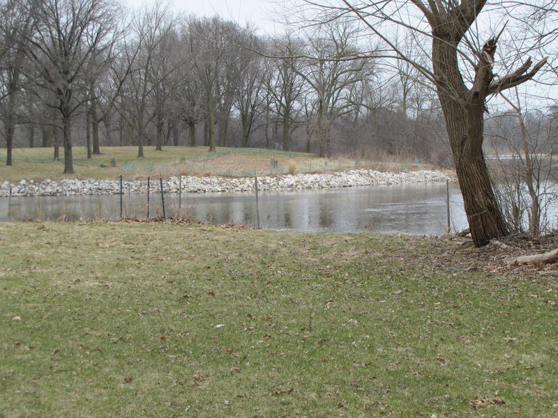 GLRI funded removal of 180,000 cubic yards of contaminated sediment from Lincoln Creek in Milwaukee.