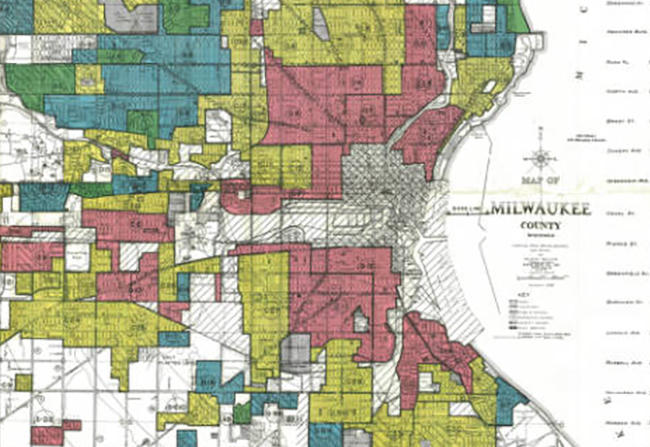 How Did Metro Milwaukee Become So Segregated Wuwm