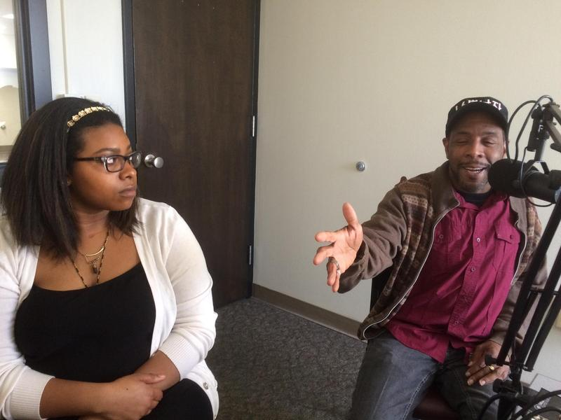 Sydney Lee and Dwayne Lee talk about their experiences with segregation.