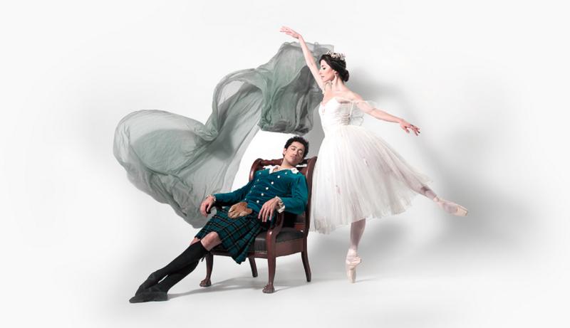 Alexandre Ferreira and Valerie Harmon