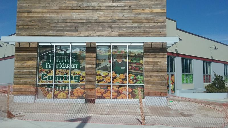 Pete's Fruit Market is set to open in May in the Bronzeville neighborhood