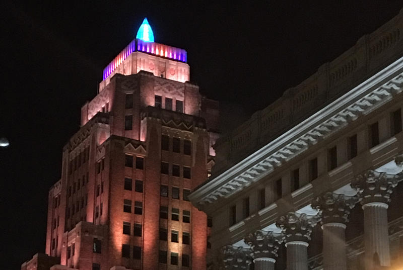 The Wisconsin Gas Light Building.