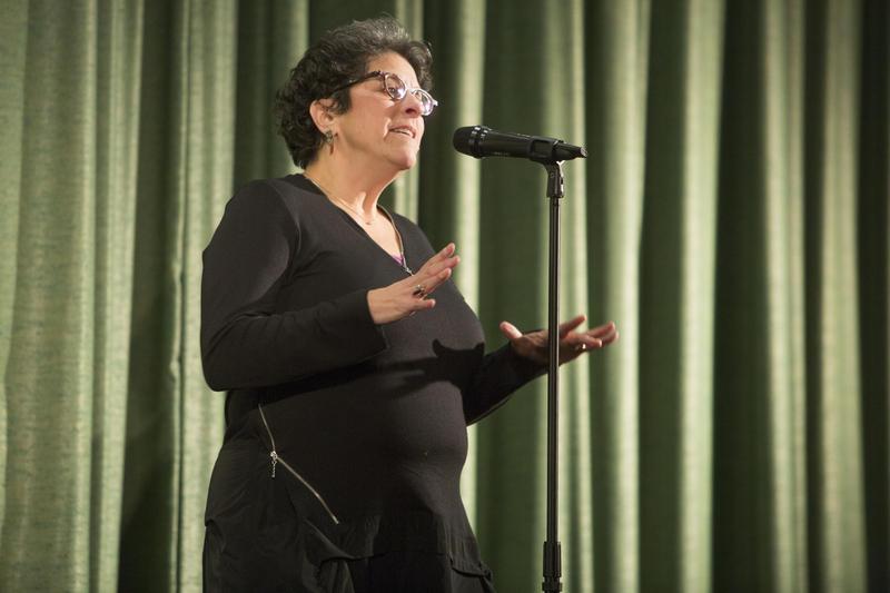 Storyteller Magda Peck