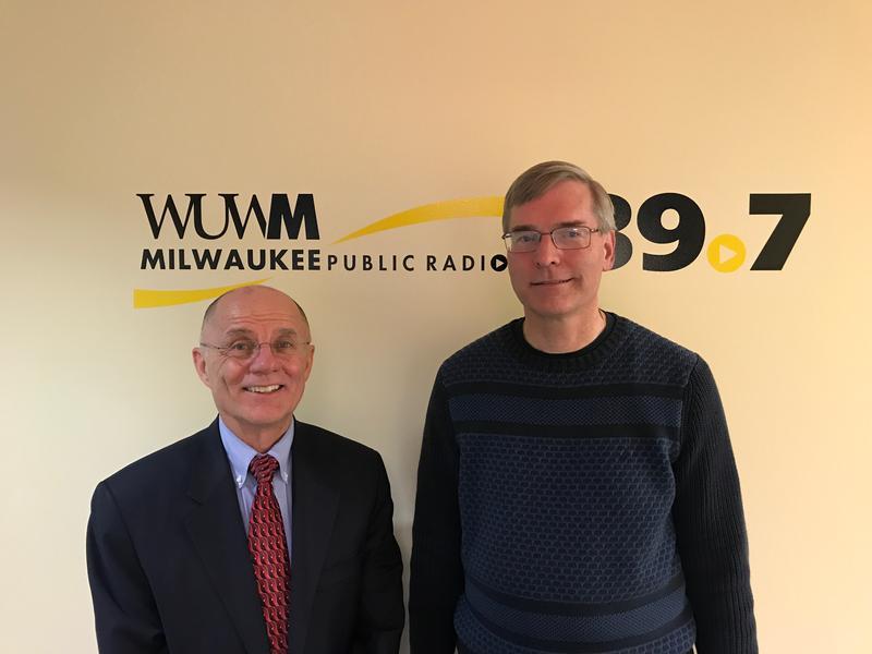 Tom Luljak and Paul Roebber