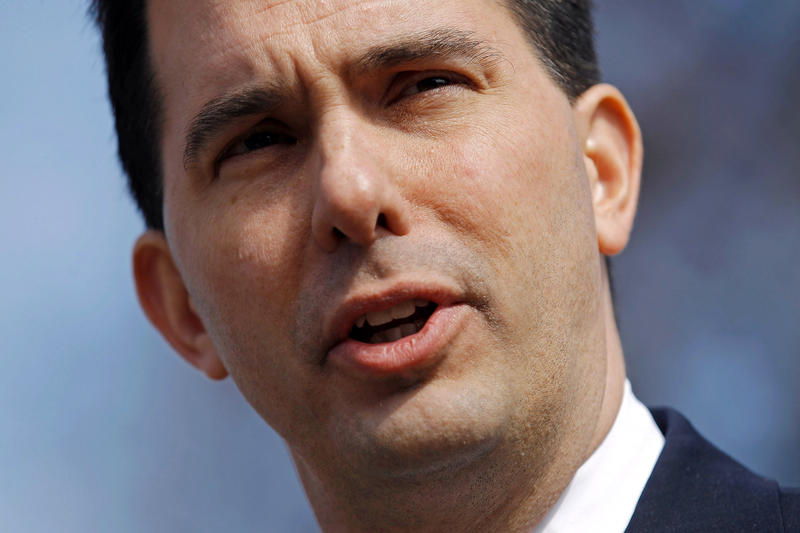 Gov. Walker is mulling whether to run for a third term in 2018