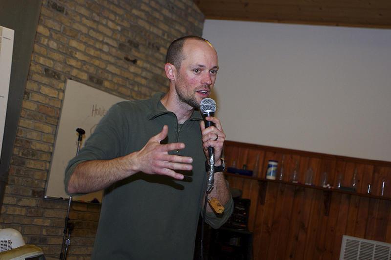 Storyteller Ryan Dale