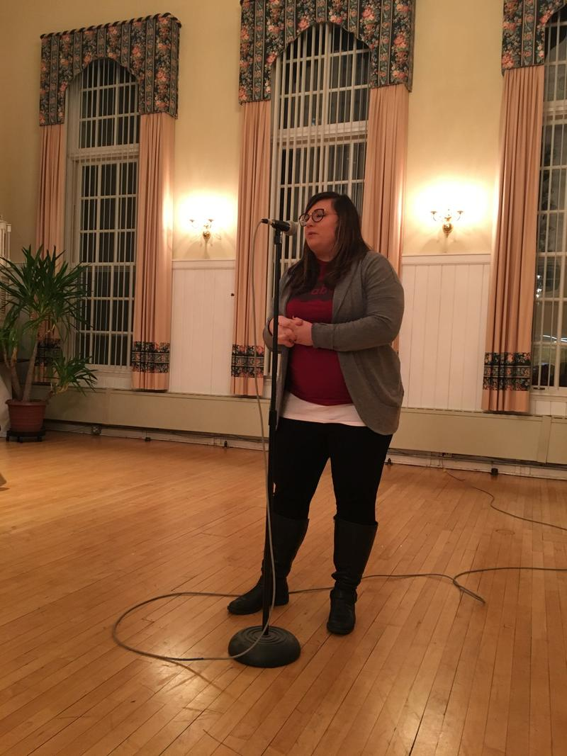 Storyteller Amanda Panciera