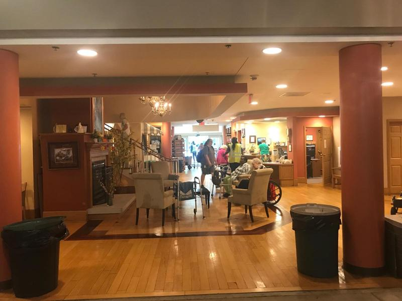 St. Ann Center for Intergenerational Care in St. Francis
