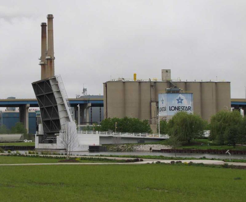 We Energies' Menomonee Valley plant.