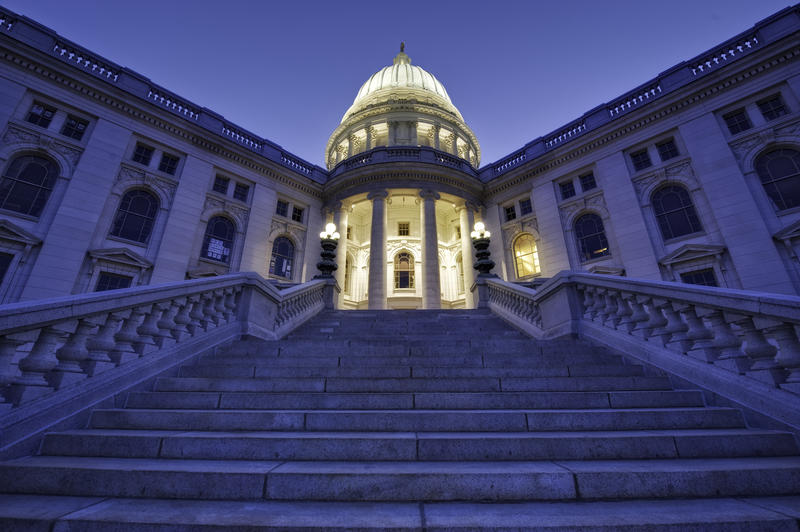 Budget talks are stalled at the State Capitol