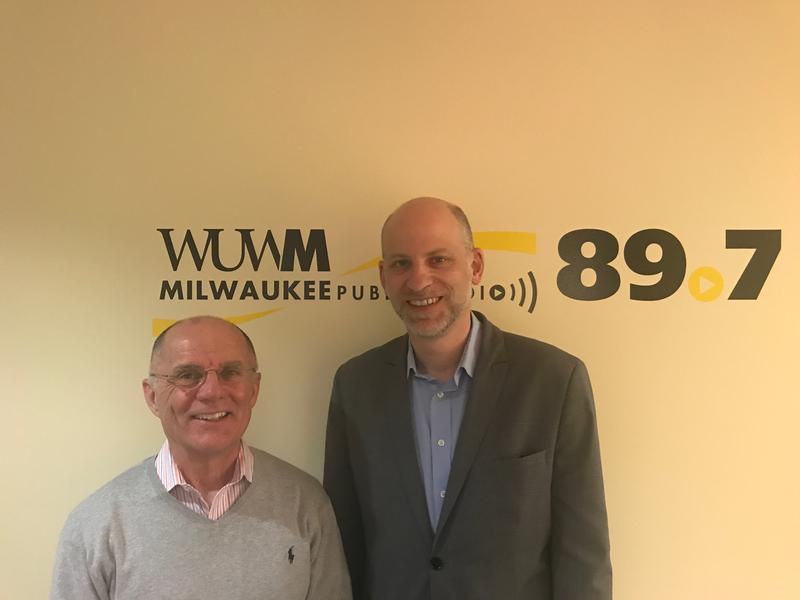 Tom Luljak and Michael Newman