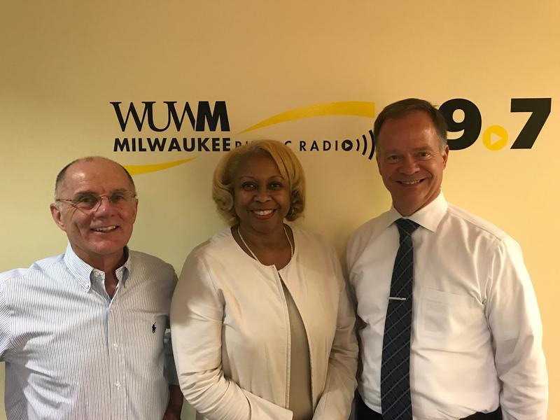 Tom Luljak, Joan Prince and Scott Emmons